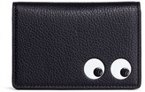 Anya Hindmarch 'Eyes' embossed leather card case
