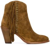 Ash 'Indy Russet' boots - women - Leather - 37