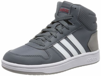 adidas Hoops Mid 2.0 K Unisex Adult's Basketball Shoes
