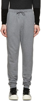 McQ by Alexander McQueen Grey Swallow Lounge Pants