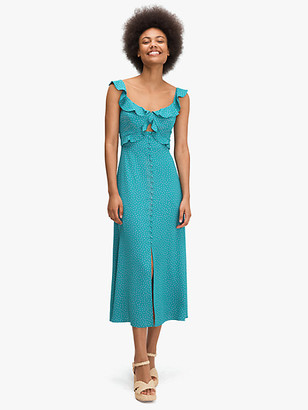 Kate Spade Poolside Dot Dress