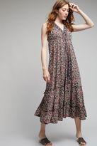 Anthropologie Kiona Halter Maxi Dress