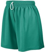 Augusta Sportswear Girls' WICKING MESH SHORT - 961A S