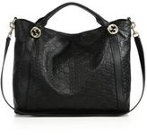 Gucci Miss GG Guccissima Leather Top-Handle Bag
