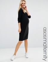 Asos Midi Dress in Knit