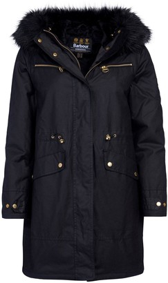Barbour International Estoril Wax Coat