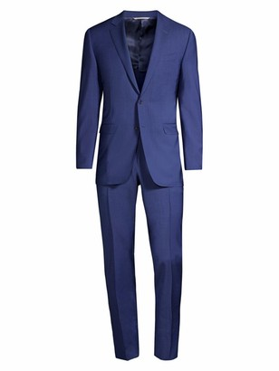 Canali Wool Suit