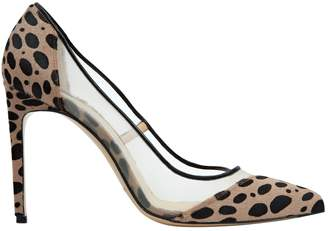 BEIGE Bionda Castana Pony-style calfskin Heels
