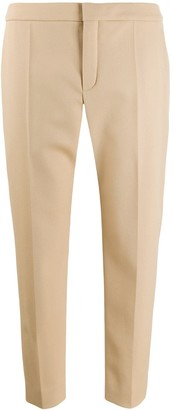 Chloé Tailored Cropped Trousers