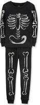 Carter's 2-Pc. Skeleton Cotton Pajama Set, Toddler Boys (2T-5T)