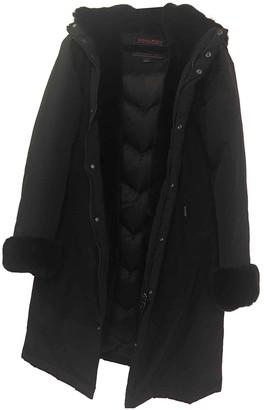 Woolrich Black Cotton Jacket for Women
