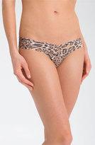 Hanky Panky Women's 'Leopard' Low Rise Thong