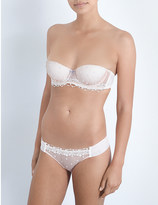 Heidi Klum Intimates Dolce Vita Insieme mesh strapless bra