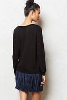 Anthropologie Dyad Sweatshirt Dress