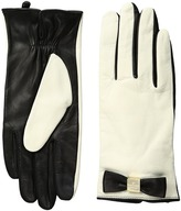 Kate Spade Hardware Bow Tech Gloves Extreme Cold Weather Gloves