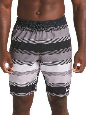 Nike Linen Racer Volley Shorts