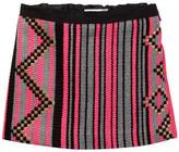 Milly Minis Mini Skirt (Toddler & Little Girls)