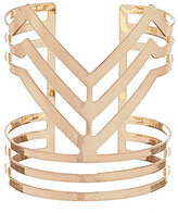 Anna & Ava Tribal Cuff Bracelet