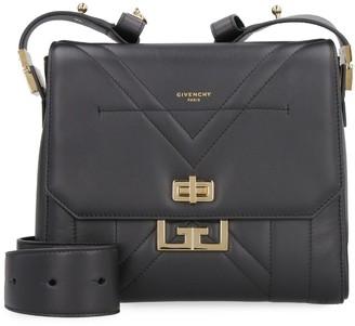 Givenchy Eden Leather Shoulder Bag