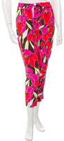 Kate Spade Floral Print Pants