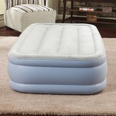 Simmons Raised Air Mattress with Electric Pump Size: Full