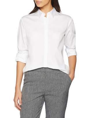 Seidensticker Women's Hemdbluse Langarm Modern Fit Uni Blouse