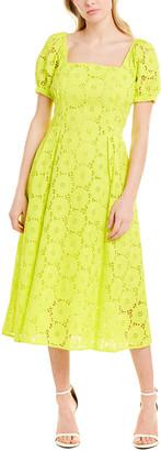 Diane von Furstenberg Helena Midi Dress