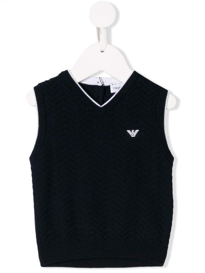d4aea5b2b Sleeveless Sweater Boys - ShopStyle