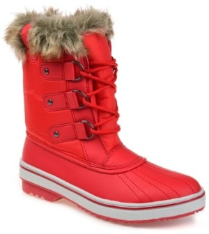 Journee Collection Women's North Snow Boot Women's Shoes