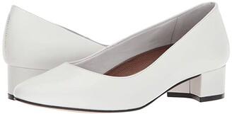 Walking Cradles Heidi (Black Mirage Leather) Women's 1-2 inch heel Shoes