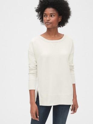Gap Vintage Soft Pullover Tunic Sweatshirt