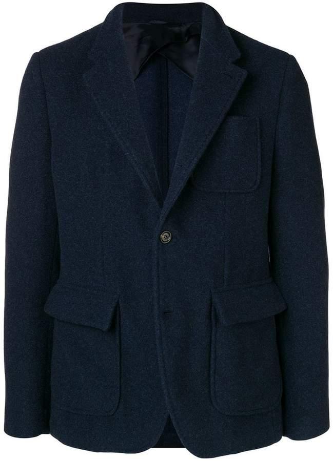 Eleventy cashmere blazer jacket