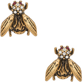 Marc Jacobs Charms Beetle Stud Earrings