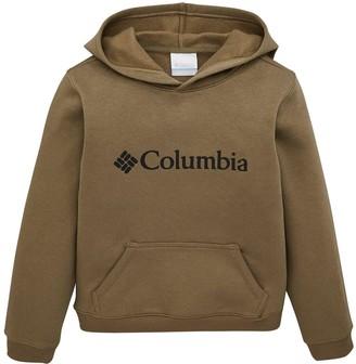 Columbia Childrens Park Hoodie - Khaki
