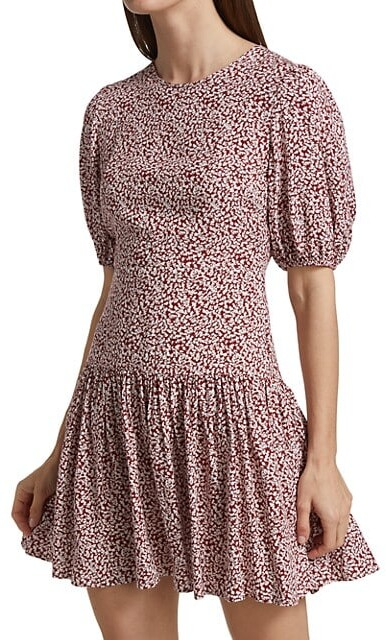 Thumbnail for your product : Free People Dancing In The Dark Mini Dress