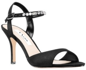 Nina Valena Sandals With Ankle Strap Women's Shoes