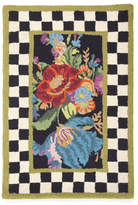 Mackenzie Childs MacKenzie-Childs Flower Market Rug, 2' x 3'