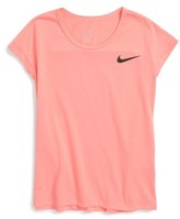 Nike Girl's Dri-Fit Tee