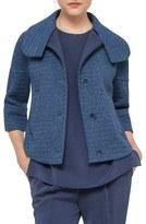 Akris Punto Women's Cotton Blend Jacket
