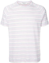 YMC 'Tele' printed T-shirt - men - Cotton - M