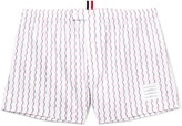 Thom Browne Printed Cotton Boxer Shorts
