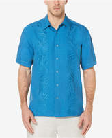Cubavera Men's Tonal Embroidered Shirt