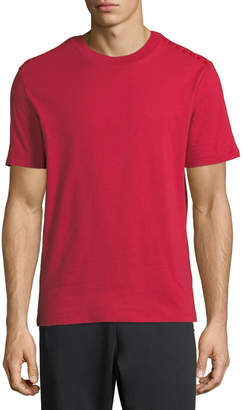 Valentino Solid Jersey T-Shirt