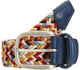 Barneys New York Men's Confetti Stretch Belt