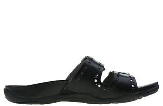 Earth Antigua Black Sandal
