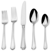 International Silver 67-Pc. Carleigh Flatware & Hostess Set Service for 12