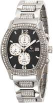 Bulova Men's 96B000 Crystal Chronograph Watch