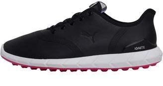 Puma Womens Ignite Statement Low Golf Shoes Black