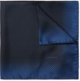 Lanvin - Printed Silk Pocket Square