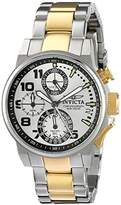 Invicta Women's 17427 I-Force Analog Display Japanese Quartz Two Tone Watch